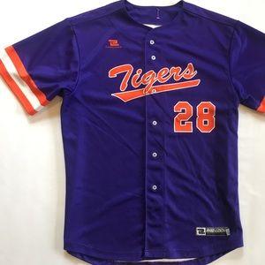 ⚾️Clemson Tigers Pro Look College Baseball Jersey